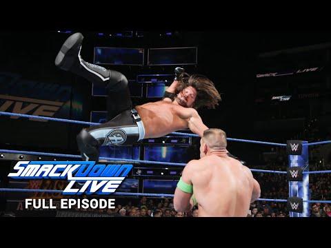 WWE SmackDown LIVE Full Episode, 27 February 2018