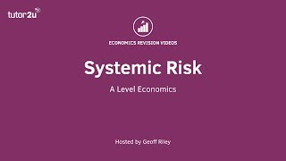 Financial Economics - What is Systemic Risk?