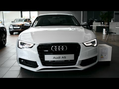 2015 New Audi A5 Coupe DTM Champion 3.0 TDI quattro S tronic