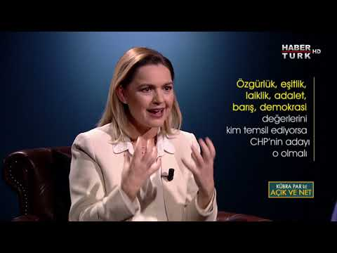 Açık ve Net - 1 Şubat 2018 (CHP Milletvekili Selin Sayek Böke)