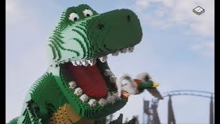 2018 Legoland Awesome Awaits Advert