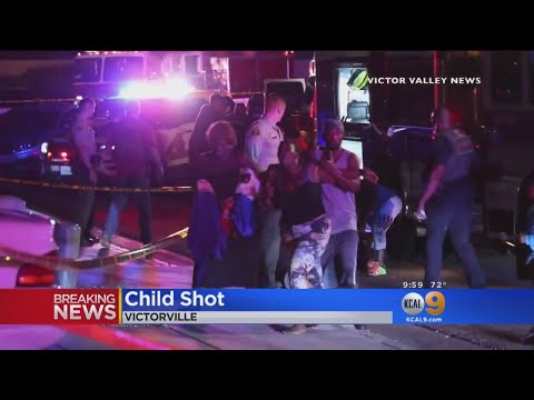 Girl, 12, Apparently Shot By Passerby At Home In Victorville