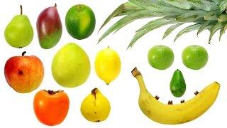 Nauka owoców dla dzieci | CzyWieszJak