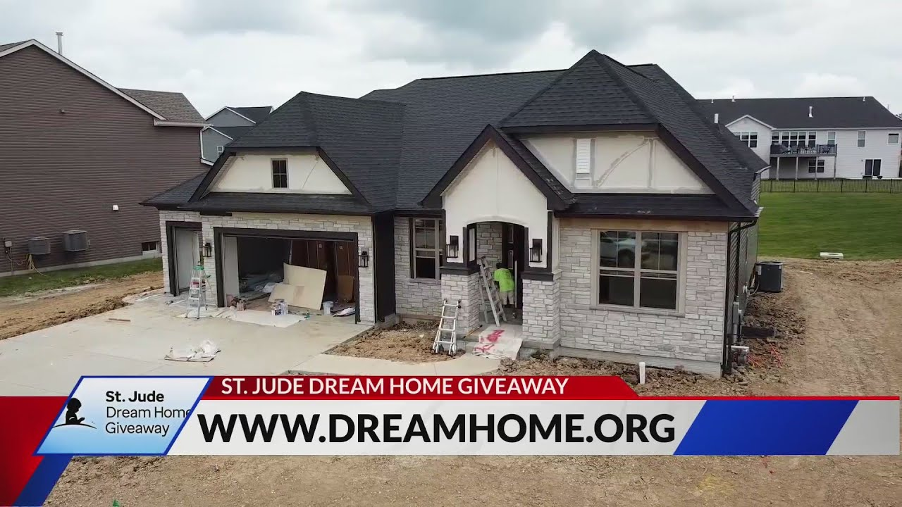 Tickets for 2021 St. Jude Dream Home sold out