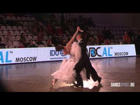 Харламов Олег - Касанаве Евгения, Final English Waltz