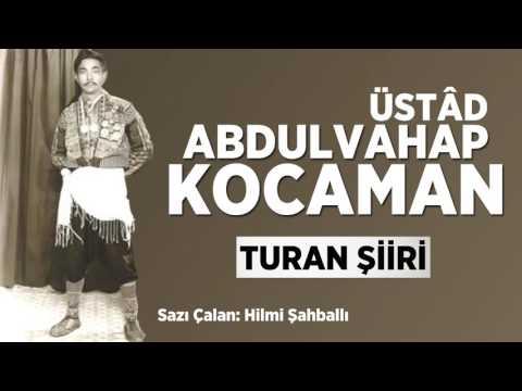 Üstâd Abdulvahap Kocaman | İnsan Değilim / Turan Şiiri  [� Official Audio]
