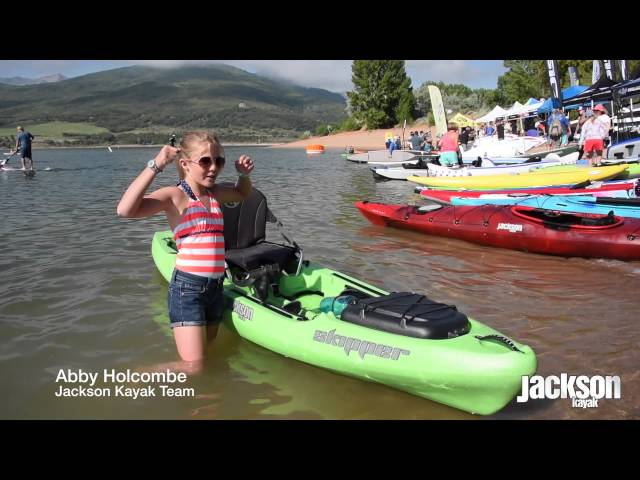 Jackson Kayak - New Skipper