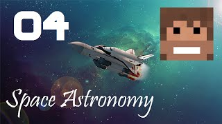 Space Astronomy, A Minecraft HQM Modpack, Episode 4