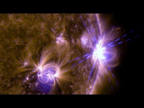 April 2017 Solar Flares