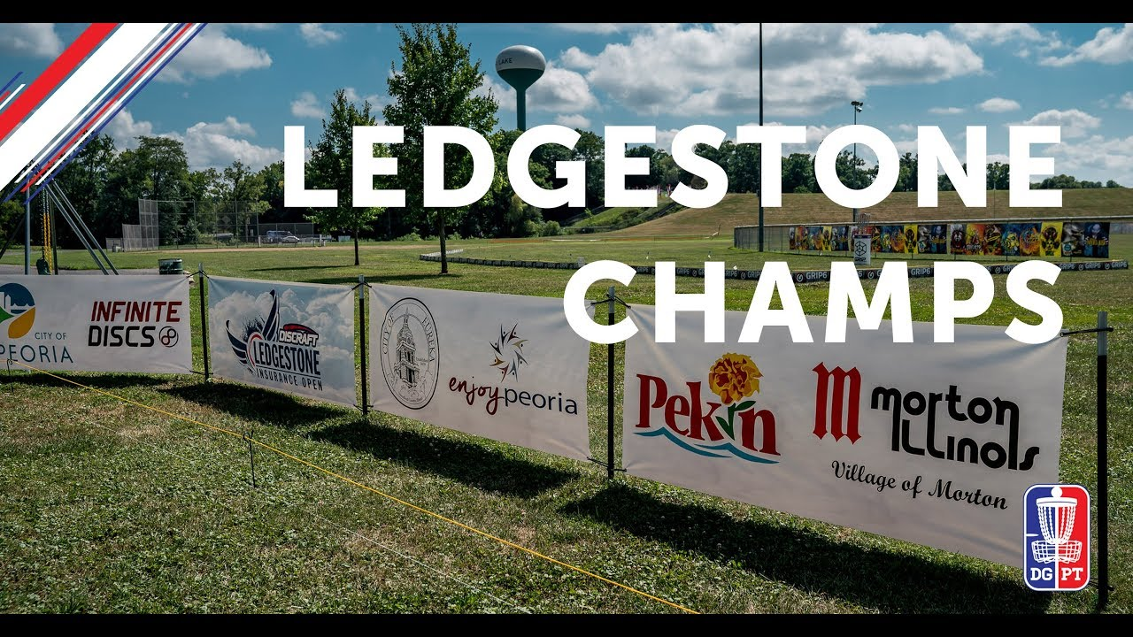 2018 Ledgestone Insurance Open Champions