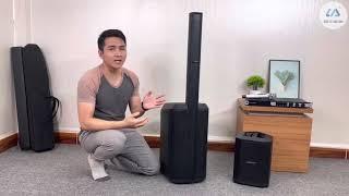 Loa karaoke BOSE L1 PRO nhỏ gọn mà hay hơn cả dàn loa hát