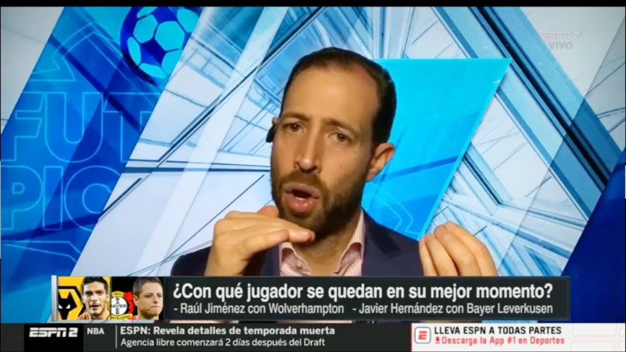FUTBOL PICANTE 20 Junio 2020 | Raúl Jiménez rompió el récord de Javier Hernández