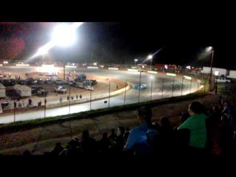 4/15/2017 Senoia Raceway Crate Late Model Feature Race