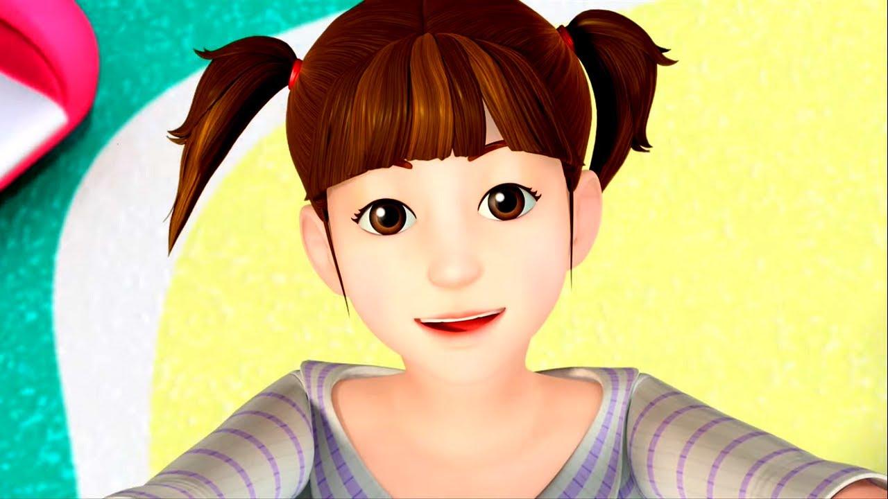Песенка про тетю Консуни  - Консуни -  песня - серия 15 сезон 2 -  The Coolest Aunt Ever!