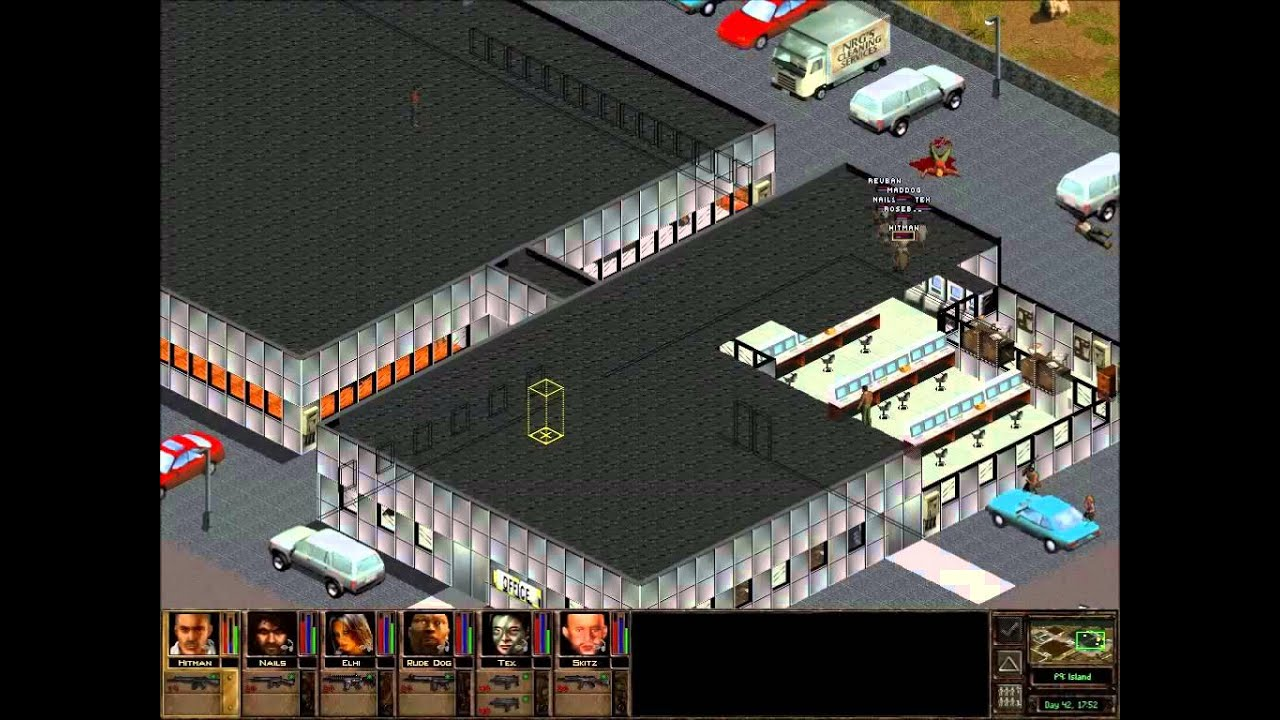 Lets Play Jagged Alliance 2 Urban Chaos 1 13 E89 Professional Amateurs