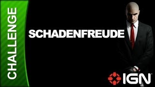 Hitman: Absolution Challenge Guide - Hunter and Hunted: Schadenfreude