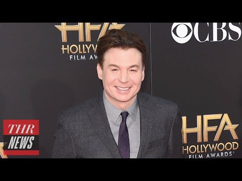 Mike Myers Headed To Netflix For Comedy Series   THR News