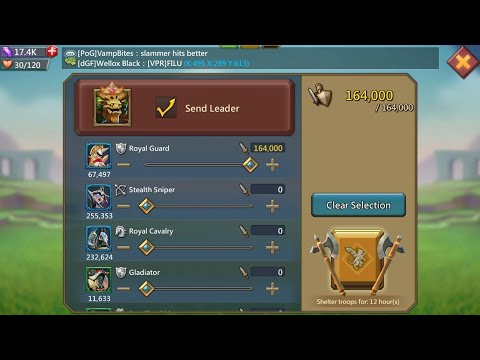 Lords Mobile Hindi Simple Hack , Shelter , Save Troops , Familiar Skills In Hindi