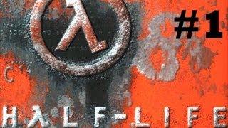 Half-Life 1 Walkthrough Pt.1: I Think They Ran Out of Character Models