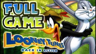 Looney Tunes: Back in Action FULL GAME Episodes Longplay (PS2, Gamecube)