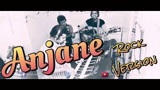 Anjane (Strings) - Cover Version [ft. Zain Mohsin Khan and Shubham Rana]