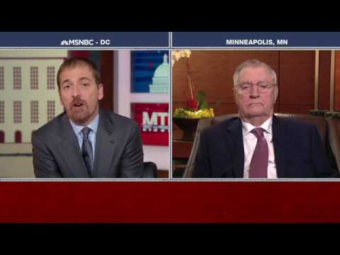Former VP Mondale on Nuclear Dangers, Decision 2016