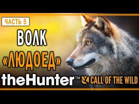 theHunter Call of the Wild #5 🐺 - Финал Сюжета - Волк \