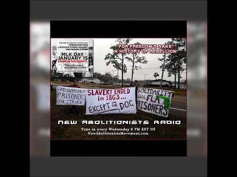 Prisoners Striking Against US Prison Slavery