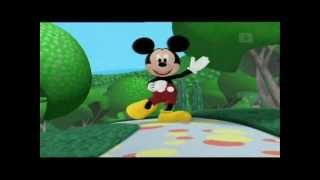 Mickey Mouse Clubhouse Intro [Finnish]