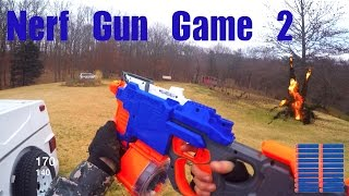FPS Nerf Gun Game 2 Nerf First Person Shooter