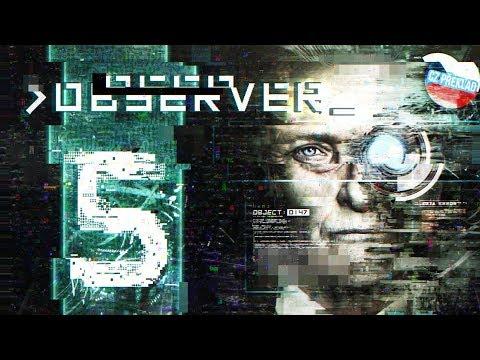 Observer - E05 - 'ep̙͓s.5_Dr̭̪͟u҉̱͙̩̜̥̬h̜̥aVasen.mp4̯̟̰̮͕͎' [S komple͇̲̟̙͖̖̮tním český͇͟m překladem]