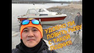 Открытие летнего сезона 2020 Рыбалка в Финляндии Ловля с кабинника