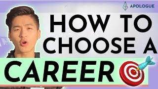 How To Choose A Career Path (Finding That Perfect Job Fresh Out Of Graduation!)