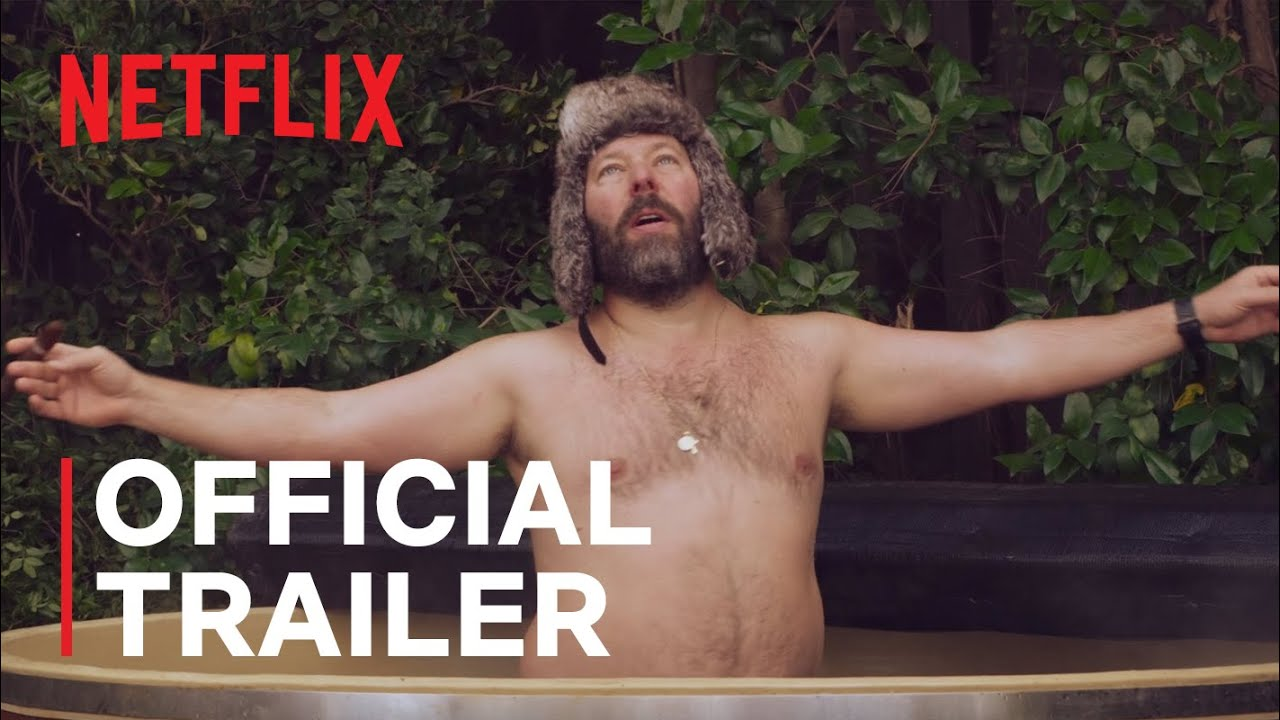The Cabin with Bert Kreischer | Official Trailer | Netflix