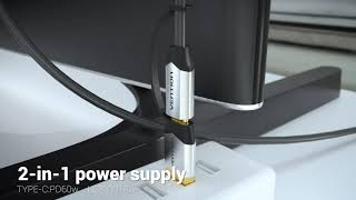 벤션 울트라V2 HDMI 2.0 미러링 케이블