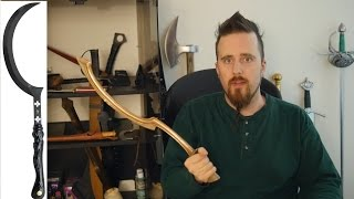Are the swords in Game of Thrones practical designs?
