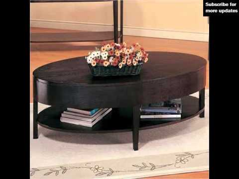 Oval Coffee Table oval coffee tables | collection of oval coffee table designs - youtube