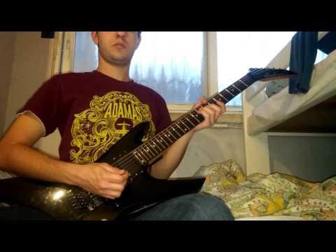 Alestorm- Drink (Guitar Cover)