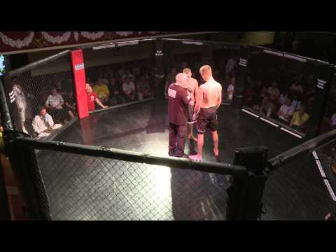 Wil Handford Vs. Sean O'Callaghan  Colne Chaos MMA Official Video