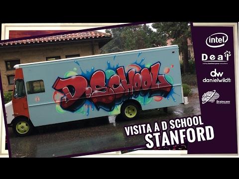 Visita D.School Stanford