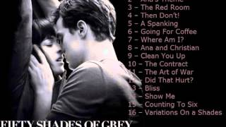 Danny Elfman - Fifty Shades of Grey Soundtrack Album