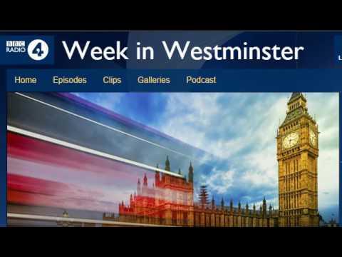 Diane James MEP BBC R4 Week In Westminster on UKIP 4Mar2017