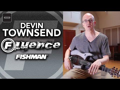 Devin Townsend Signature Series Rundown Fishman Fluence