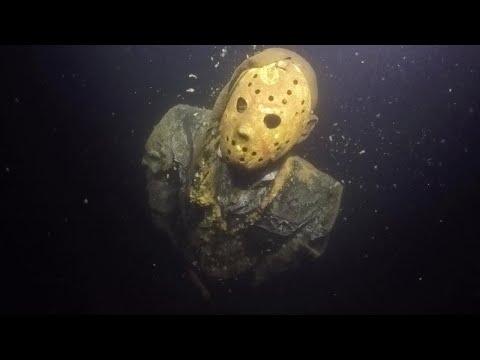 Die Geheimnisvollsten Dinge, die Tiefseetaucher gefunden haben!
