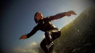 1 Woman Surfing - San Francisco and Marin County, California