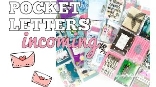 Unpocketing: Incoming Pocket Letters™