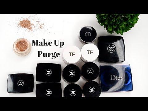 Makeup Declutter | Minimal journey