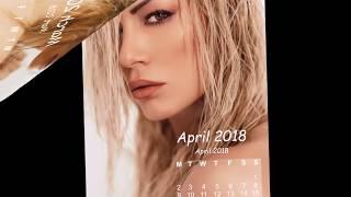 Vizura Kalendar 2018