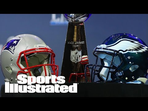 Patriots Vs Eagles: Five Stats That Might Determine Super Bowl LII   SI NOW   Sports Illustrated
