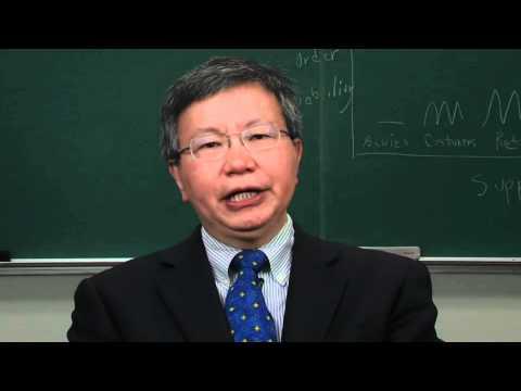 Supply Chain Master: Prof. Hau Lee